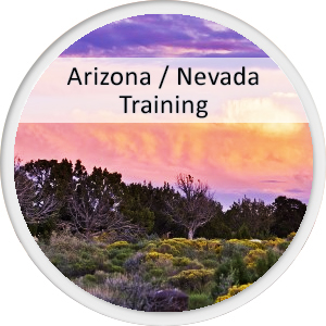 Arizona / Nevada Training